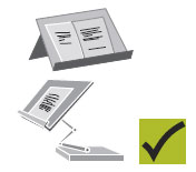 Document holder designs
